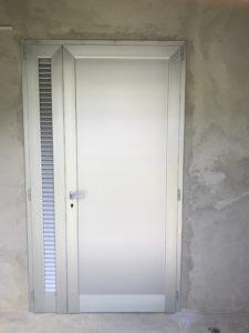 Remplacement de porte