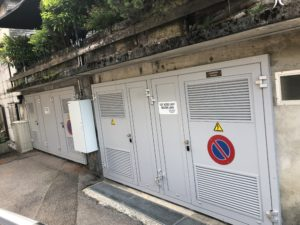Réfection d'anciennes portes (en applique)