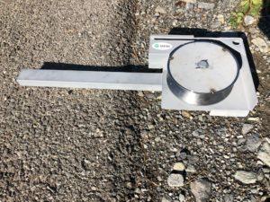Galet de roulement pour treuil de ligne de contact